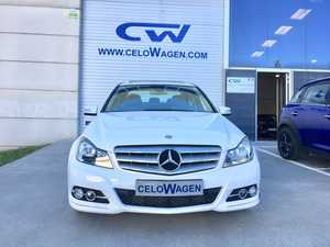 Mercedes Clase C 220 cdi Blue Efficiency Avangarde Aut   - Foto 2