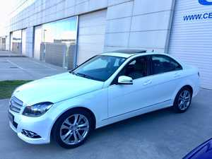 Mercedes Clase C 220 cdi Blue Efficiency Avangarde Aut   - Foto 3