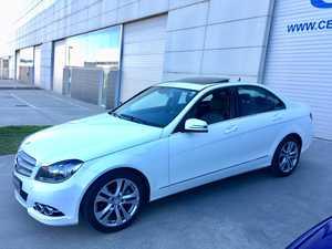 Mercedes Clase C 220 cdi Blue Efficiency Avangarde Aut   - Foto 3