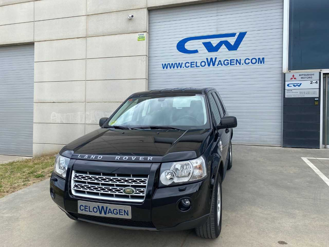 Land-Rover Freelander  2.2Td4 SE CommandShift   - Foto 1