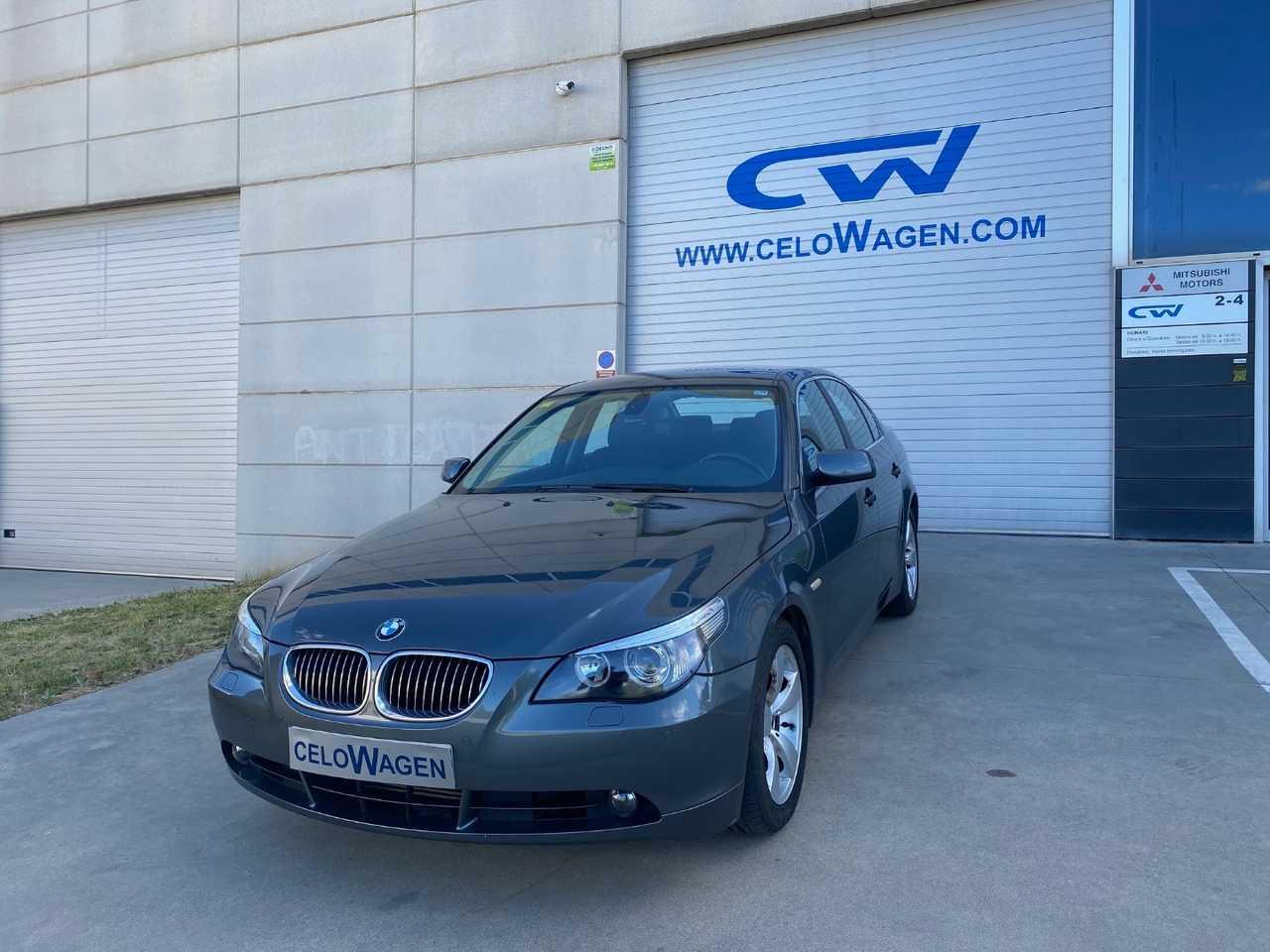 BMW M5 525D aut   - Foto 1