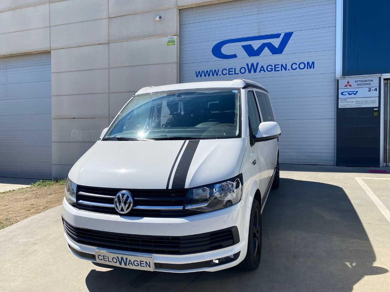 Volkswagen California 2.0TDI BMT Beach 110kW Aut   - Foto 1
