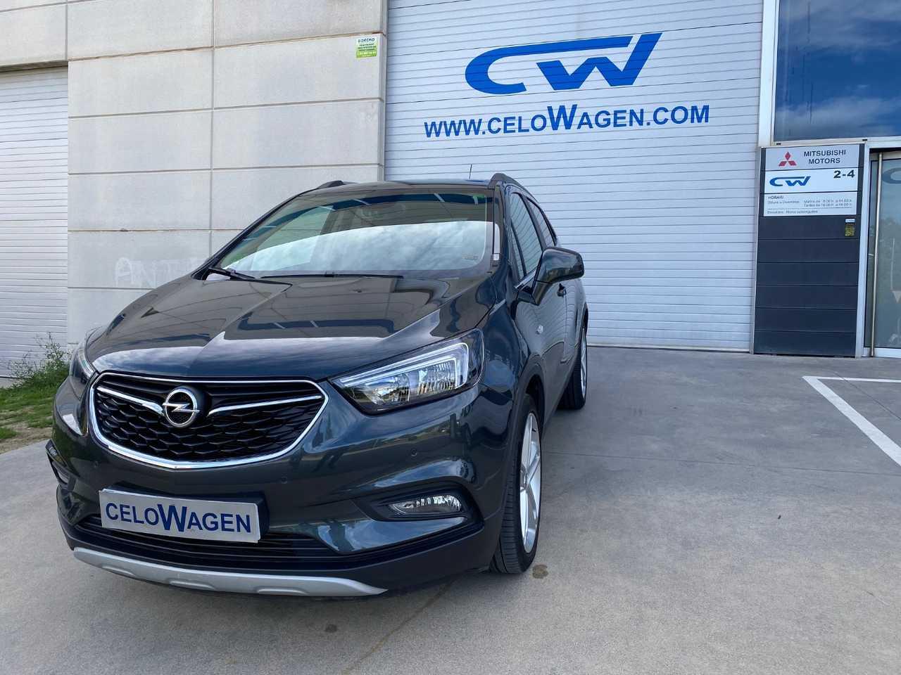 Opel Mokka 1.6 CDTi 4X4 SS Excellence 5p   - Foto 1