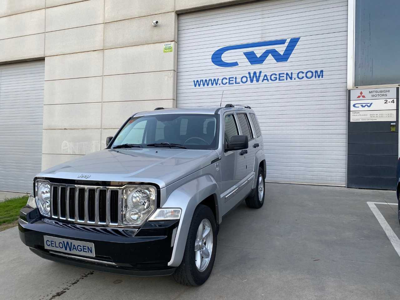 Jeep Cherokee 2.8CRD Limited   - Foto 1