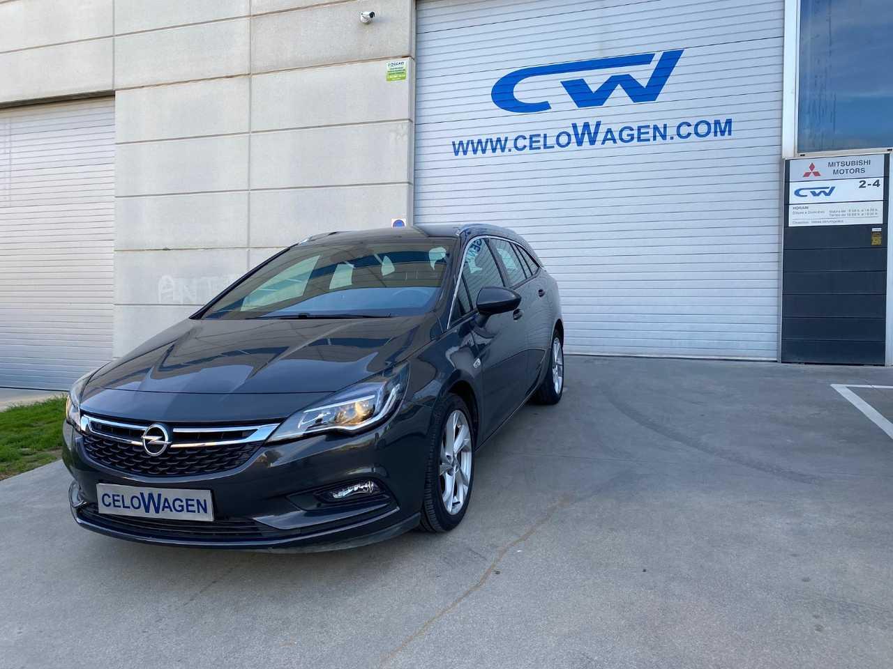 Opel Astra ST 1.6CDTi Dynamic 110   - Foto 1