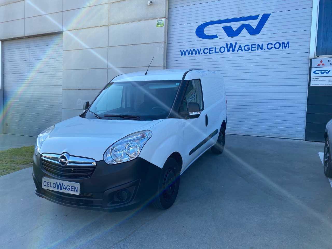 Opel Combo Cargo 1.3 CDTI 70kW 95CV L1 H1   - Foto 1