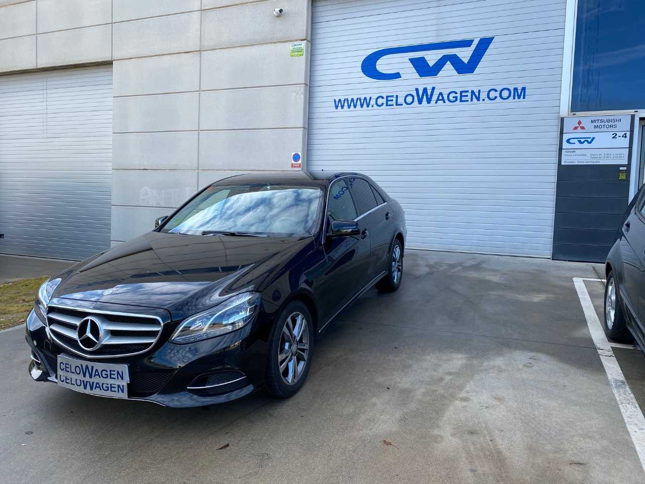 Mercedes Clase E 200 cdi BT 7G Plus   - Foto 1
