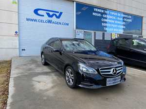 Mercedes Clase E 200 cdi BT 7G Plus   - Foto 3