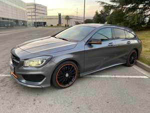 Mercedes CLA 250 4Matic Shooting Brake  Orange Art Edition   - Foto 3