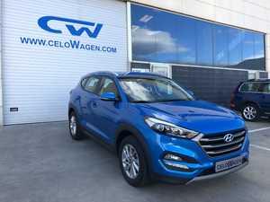 Hyundai Tucson 1.7 CRDI BlueDrive Klass Nav 4x2   - Foto 3