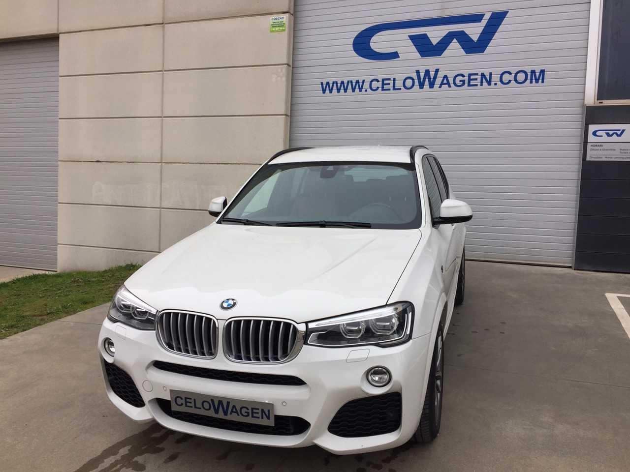 BMW X3 XDRIVE35d 5p.   - Foto 1
