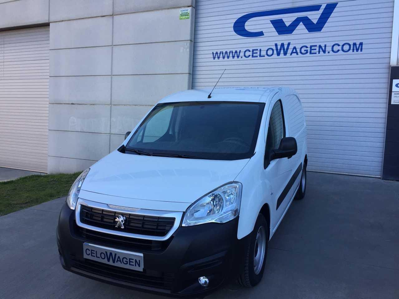 Peugeot Partner L1 1.6 HDI 75cv.   - Foto 1