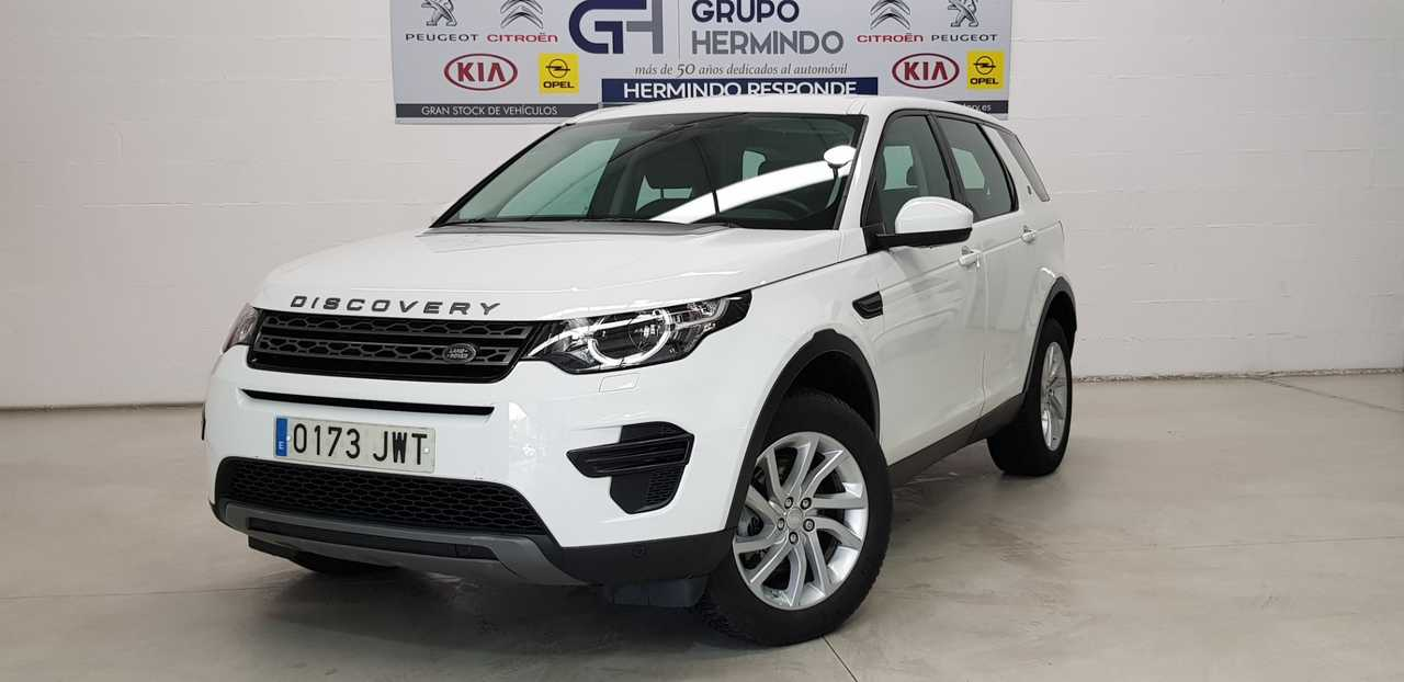 Land-Rover Discovery Sport DISCOVERY SPORT 4X4 TD4   - Foto 1