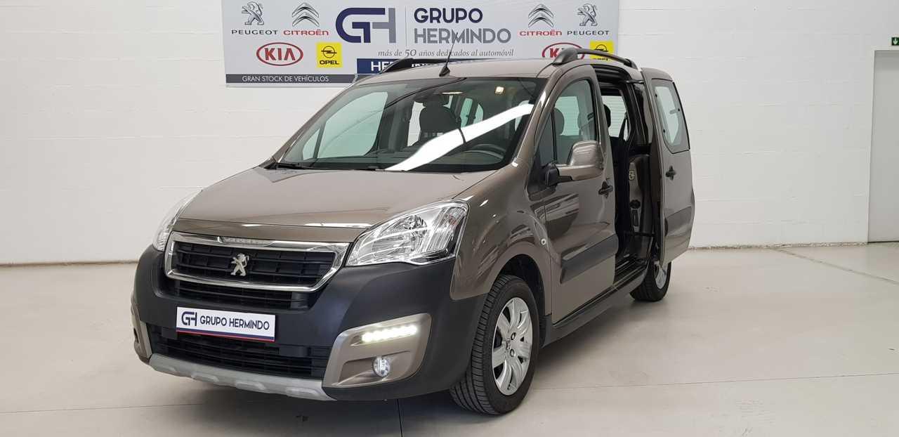 Peugeot Partner OUTDOOR 100CV   - Foto 1