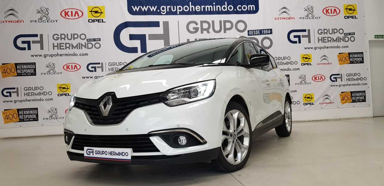 Renault Grand Scénic BUSINESS 7 P ENERGY DCI 130   - Foto 1