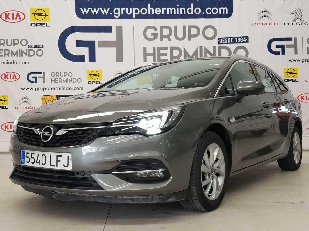 Opel Astra ST SPORT TOURER 1.2 TURBO 145 CV ELEGANCE   - Foto 1