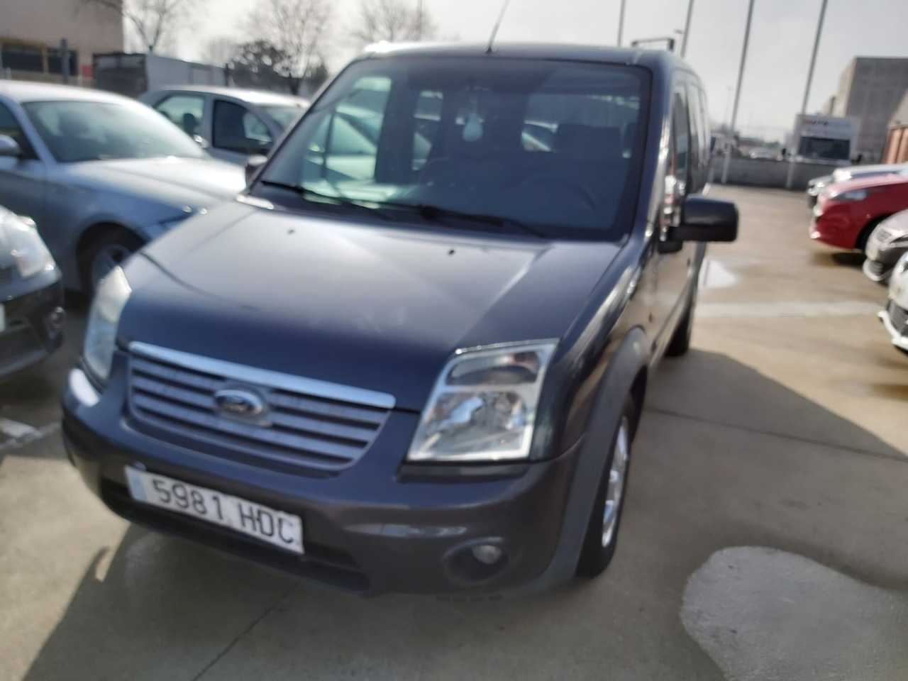 Ford Tourneo Connect 1.8 TREND   5PTAS.   - Foto 1