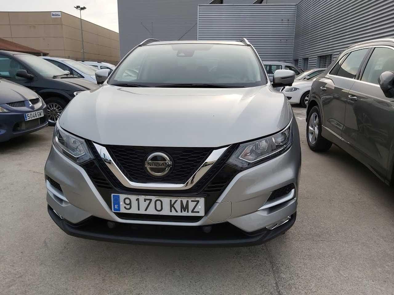 Nissan Qashqai dCi 96 kW 130 CV NCONNECTA Datos del vehículo   - Foto 1