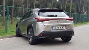Lexus UX 2.0 250h Luxury 5p. - Híbrido 4wd   - Foto 3