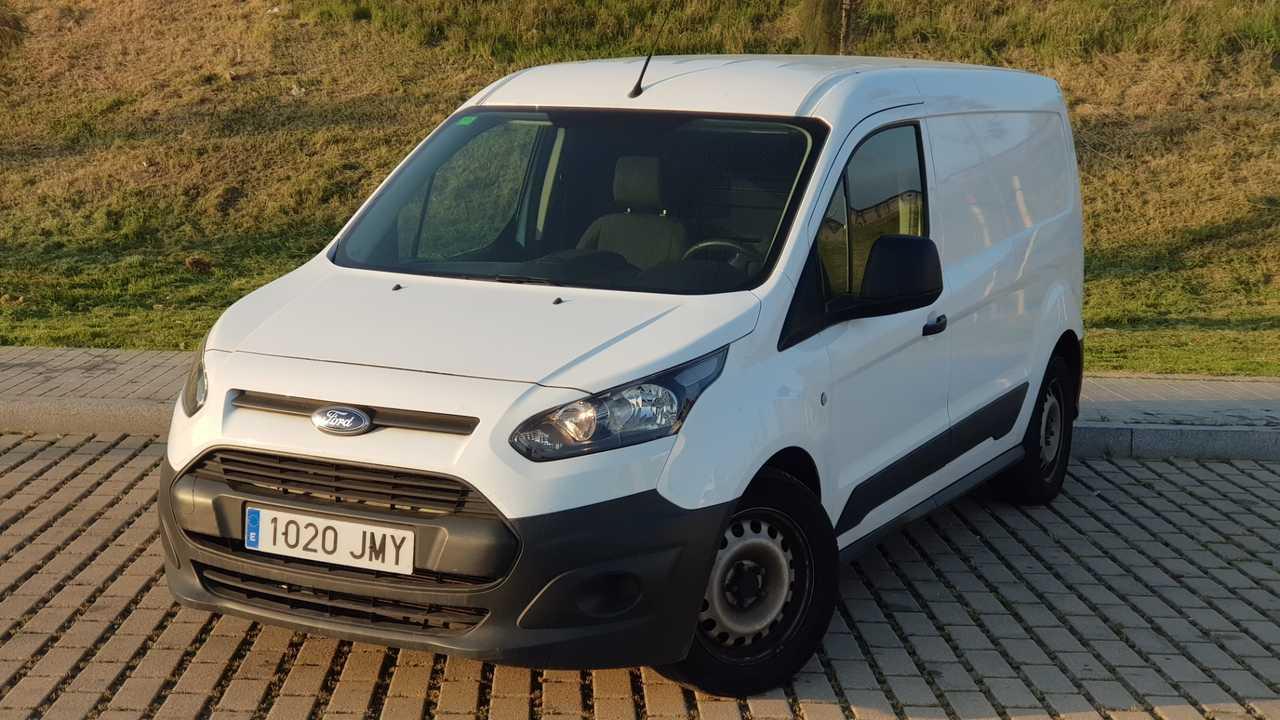 Ford Transit Connect Transit Connect Van Larga   - Foto 1