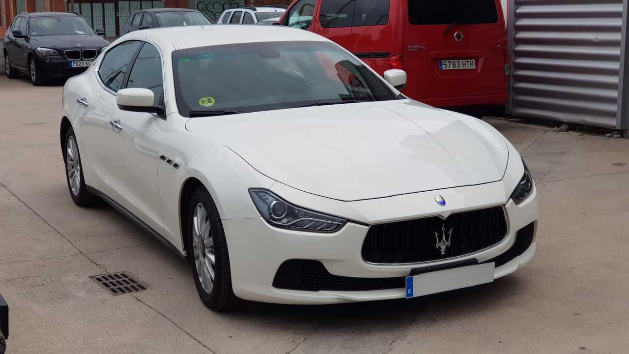 Maserati Ghibli 3.0 V6 DS 275cv RWD 4p.   - Foto 1