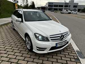 Mercedes Clase C ESTATE 220 CDI AMG MANUAL 170CV   - Foto 3