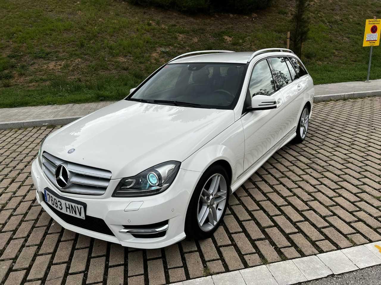 Mercedes Clase C ESTATE 220 CDI AMG MANUAL 170CV   - Foto 1