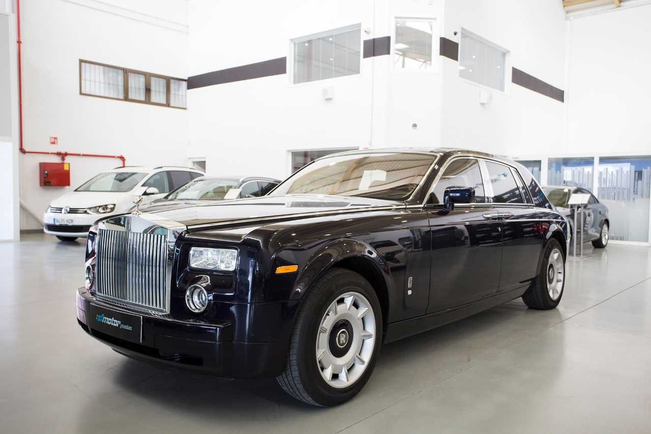 Rolls-Royce Phantom 6.8 453cv   - Foto 1