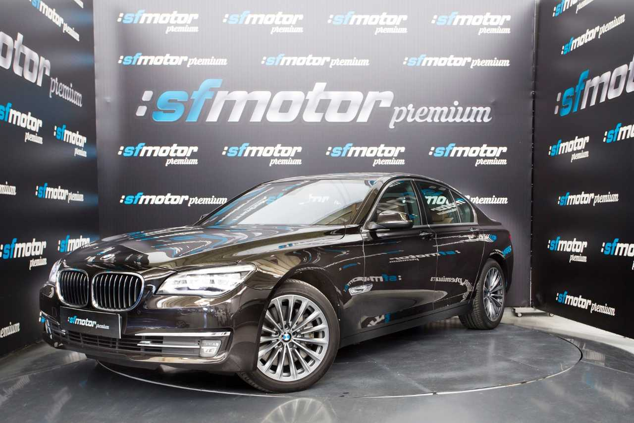 BMW Serie 7 750d xDrive High Executive 381cv 4p   - Foto 1
