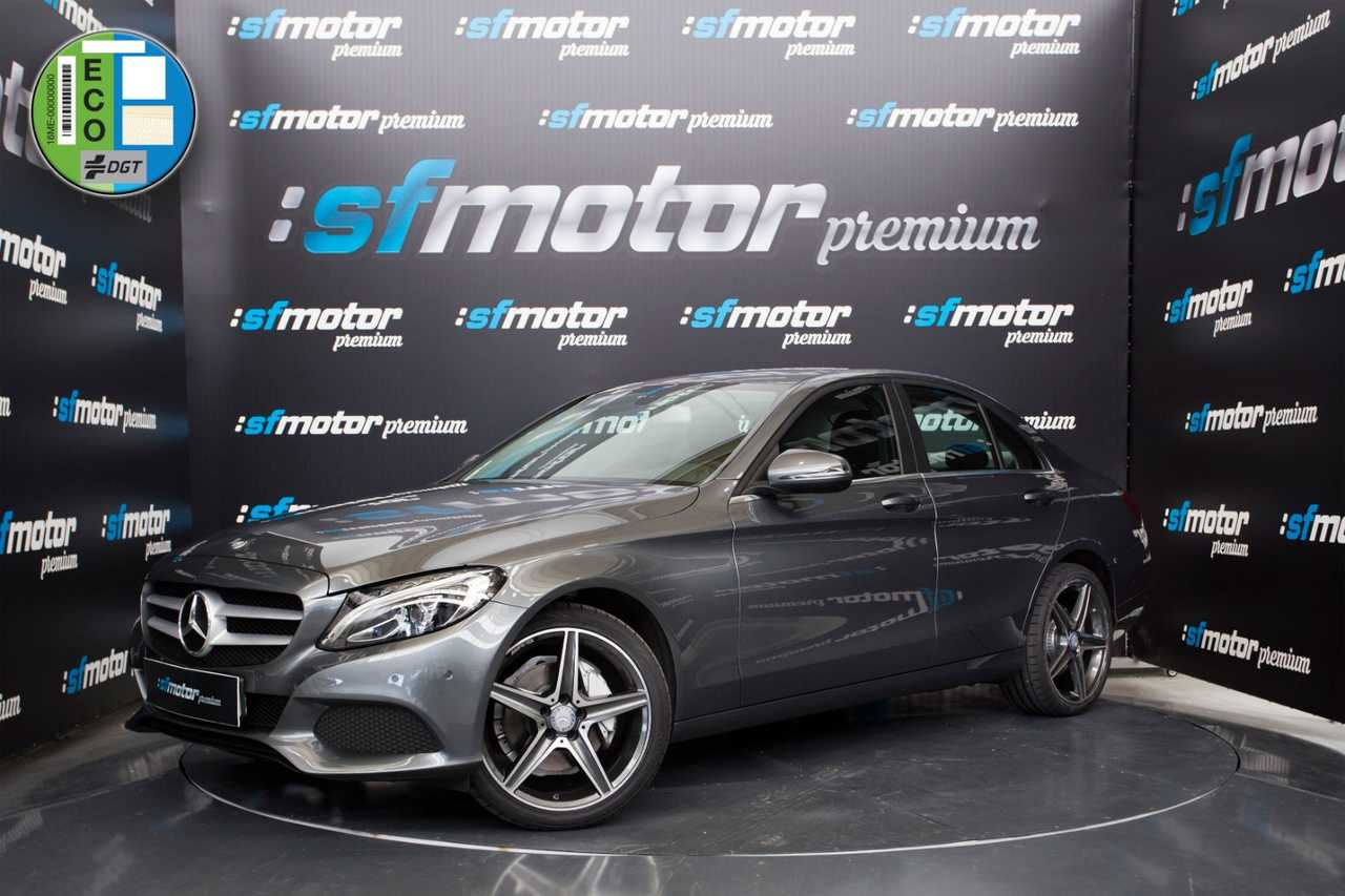 Mercedes Clase C 300h Hybrid Business   - Foto 1