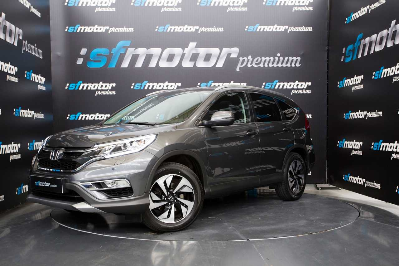 Honda CR-V 1.6 i-DTEC 160cv 4x4 Executive Automático   - Foto 1