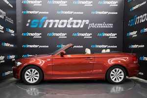 BMW Serie 1 Cabrio 118d 2.0 143cv   - Foto 2