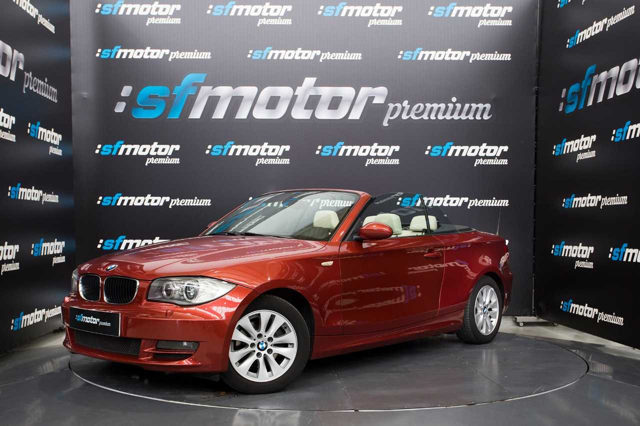 BMW Serie 1 Cabrio 118d 2.0 143cv   - Foto 1