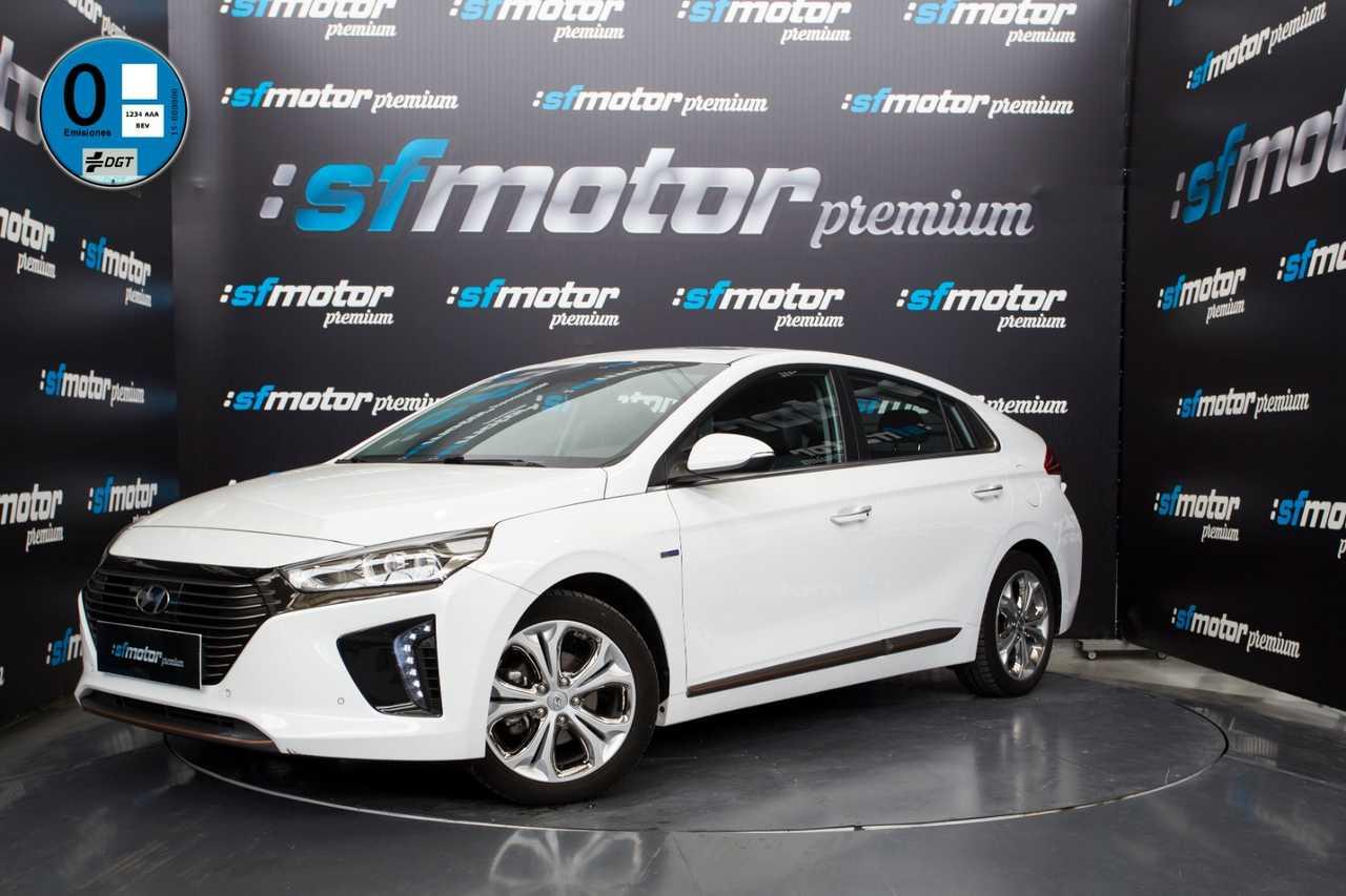 Hyundai IONIQ -e Premium 100% Eléctrico   - Foto 1