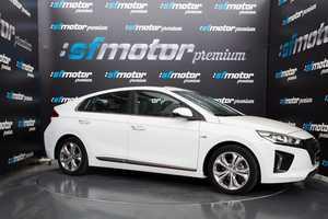 Hyundai IONIQ -e Premium 100% Eléctrico   - Foto 3