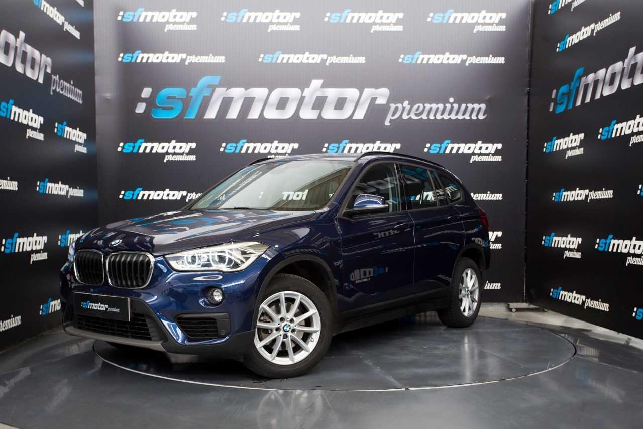 BMW X1 sDrive18d Auto 150cv   - Foto 1