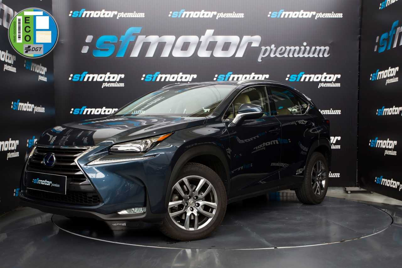 Lexus NX 300h Executive 4WD Tecno Navibox   - Foto 1