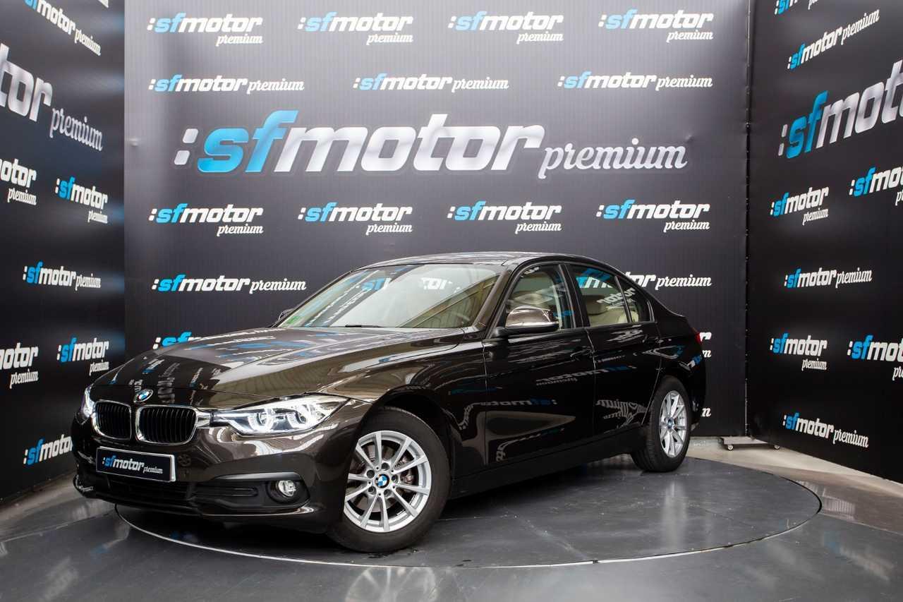 BMW Serie 3 318d 2.0 150cv Auto   - Foto 1