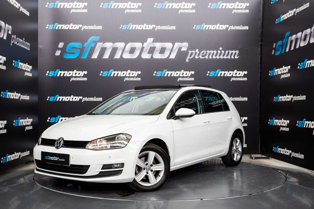 Volkswagen Golf VII Advance 1.6 TDI 110cv BMT   - Foto 1