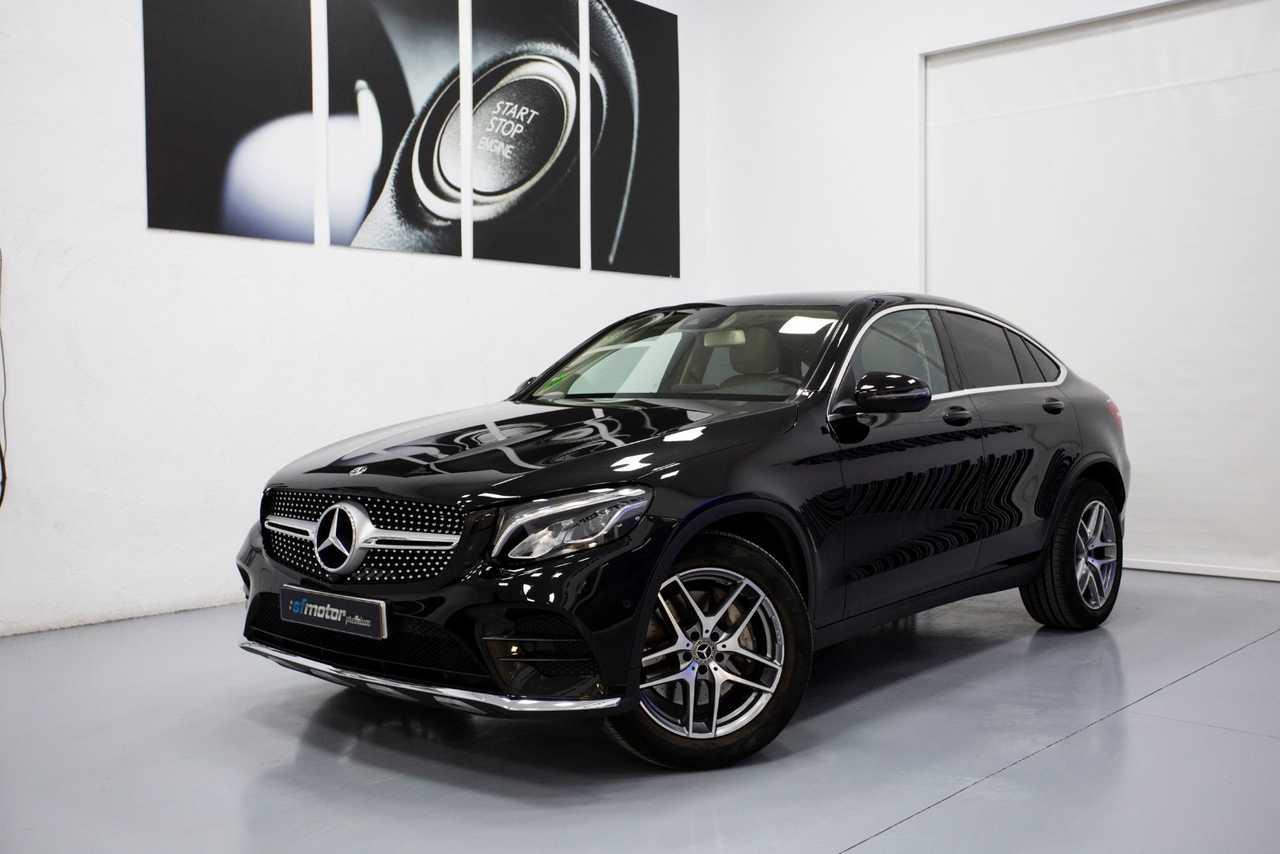 Mercedes GLC Coupé 220d 4MATIC AMG 170cv 9G   - Foto 1