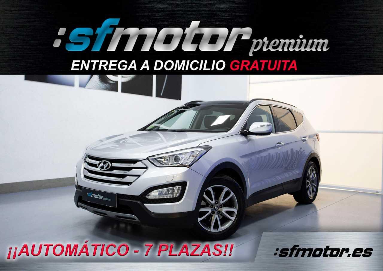 Hyundai Santa Fe 2.2 CRDi Tecno Auto 4x4 7 plazas   - Foto 1