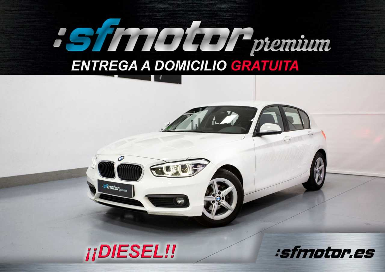 BMW Serie 1 116d EfficientDynamics 116cv   - Foto 1
