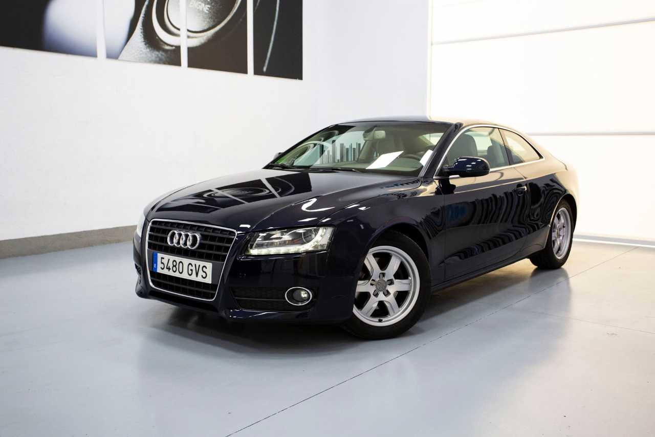 Audi A5 Coupe 2.0 TFSI 180cv   - Foto 1