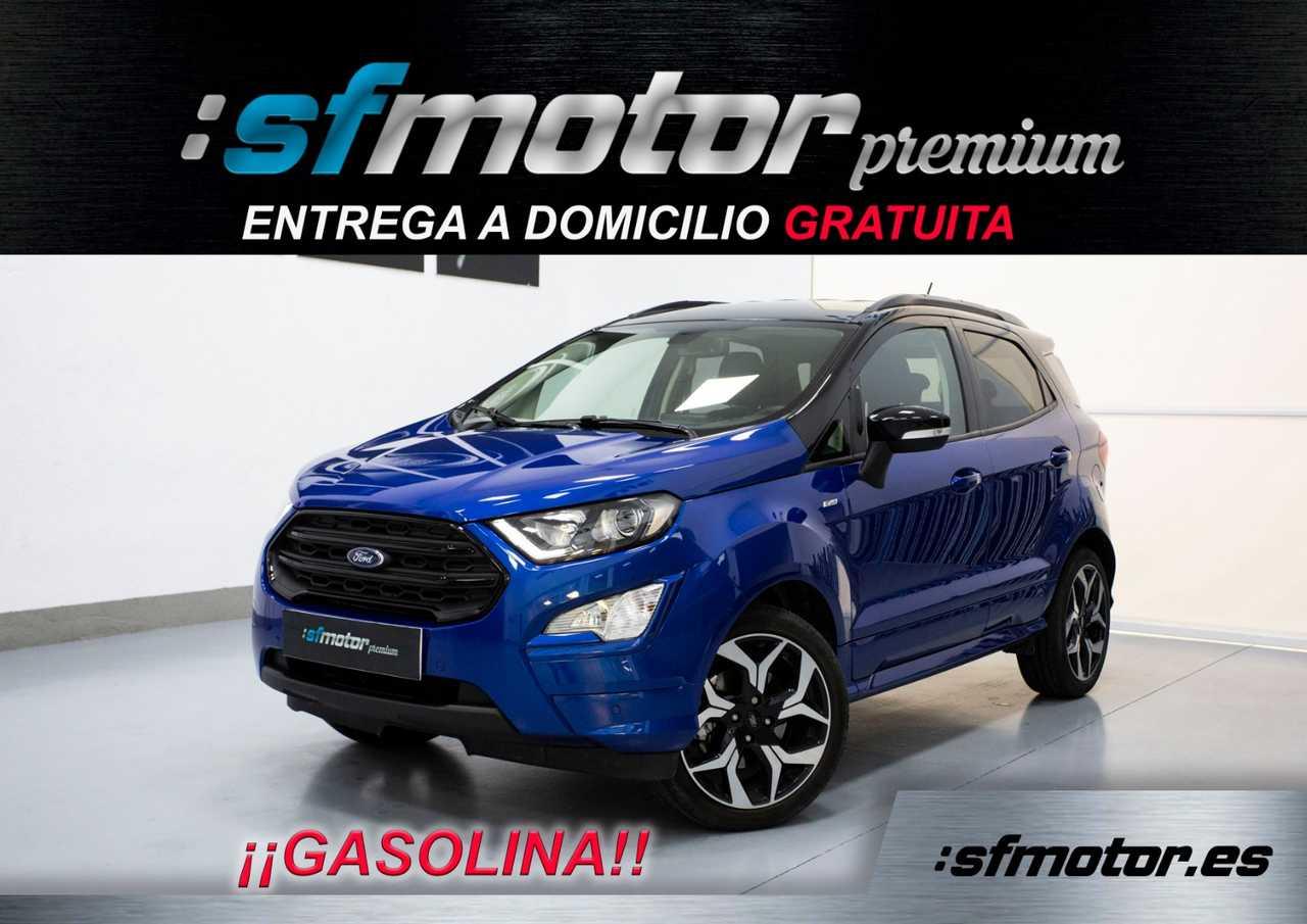 Ford Ecosport 1.0T EcoBoost 140cv Start Stop ST LINE    - Foto 1