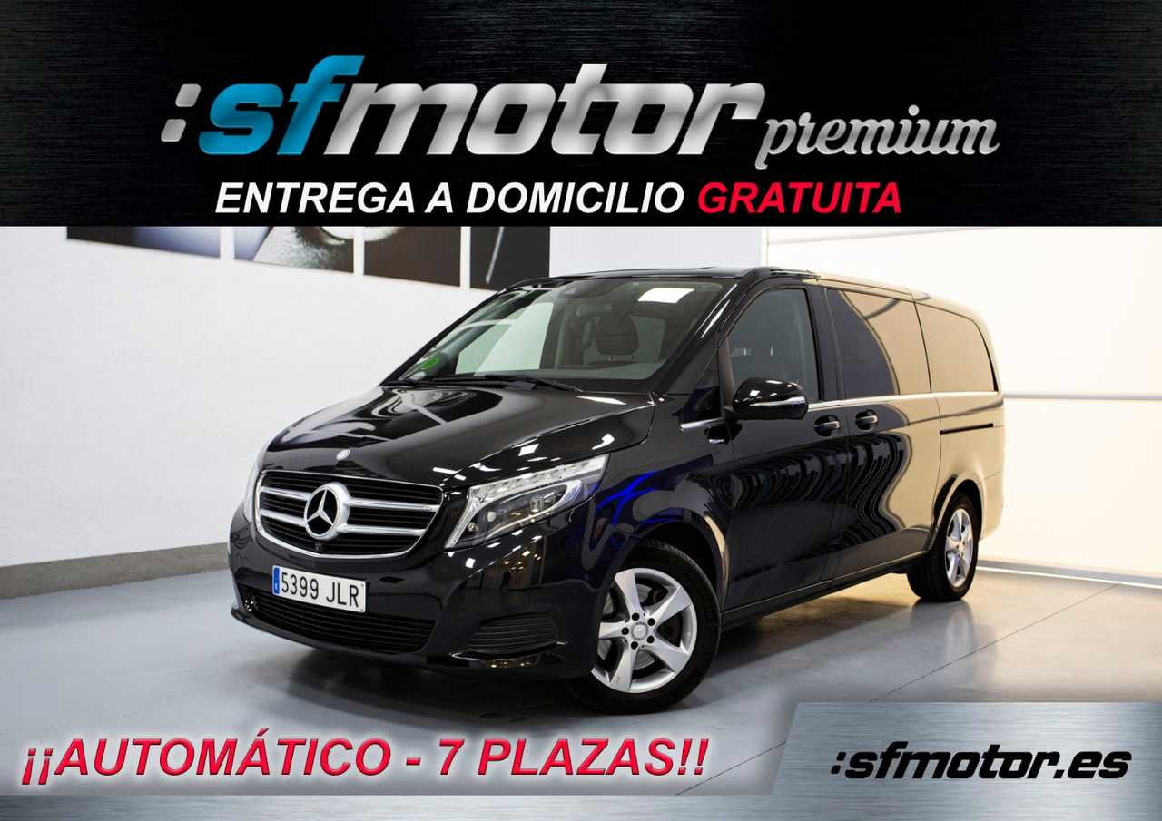 Mercedes Clase V 250 Avantgarde Largo 190cv 7 plazas Auto   - Foto 1