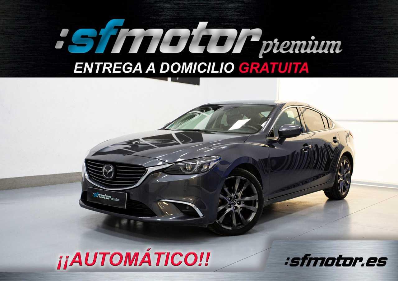 Mazda 6 2.2 DE 175cv AT Lux.Prem.Tra SR   - Foto 1