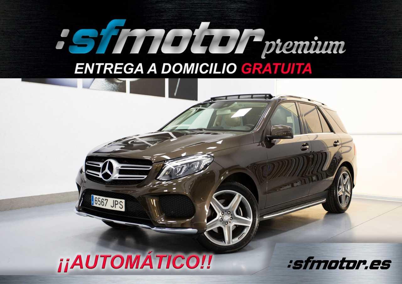 Mercedes Clase GLE 350d 4Matic AMG 260cv 9G   - Foto 1