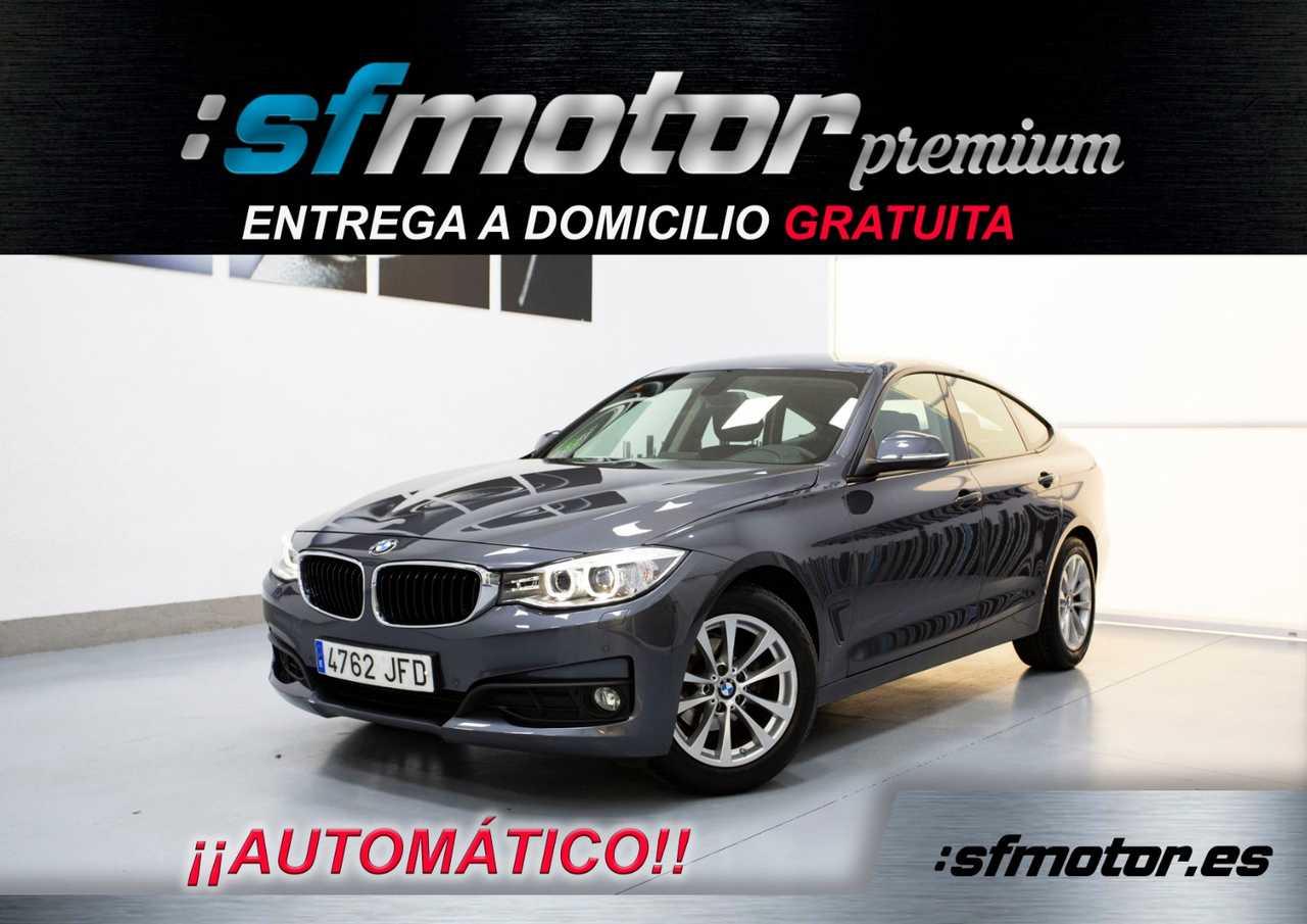 BMW Serie 3 Gran Turismo 318dA GT 2.0 143cv    - Foto 1