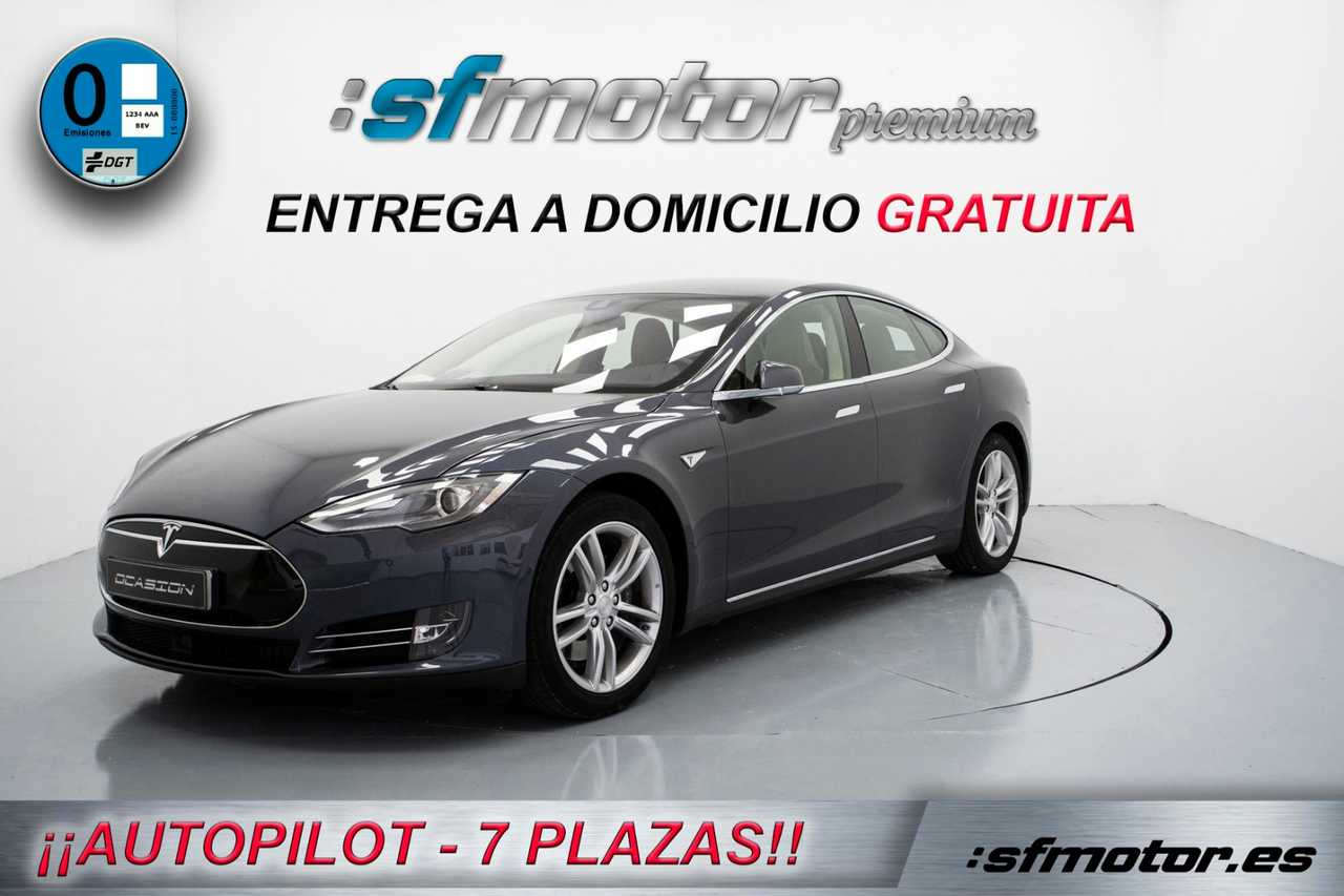 Tesla Model  S 85 378cv Autopilot 7 plazas   - Foto 1