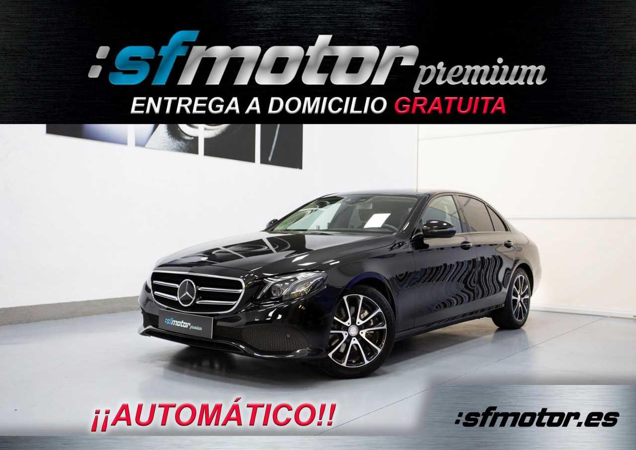 Mercedes Clase E 220d Limited Avantgarde 195cv 9G   - Foto 1